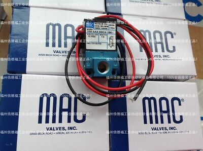 1pcs For The New Mac Solenoid Valve 35a-aaa-ddca-1bk
