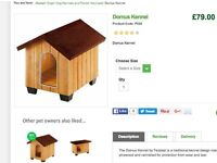 DOG/CAT KENNEL made by Domus.