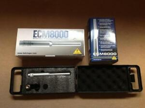 New Behringer ECM8000 Measurement Condenser Microphone