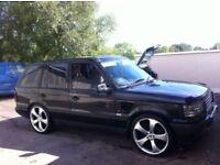 Range Rover p38 swaps