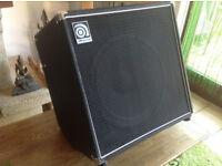 Ampeg BA 115 - 100W Bass Amplifier Amp Combi Combo 15 Inch Speaker