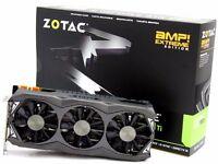 ZOTAC GTX 980 TI AMP EXTREME 6GB .... ASIC 81,4 %