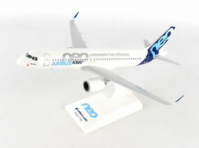 Skymarks Airbus A320 Neo 1/150 Scale Model with Stand