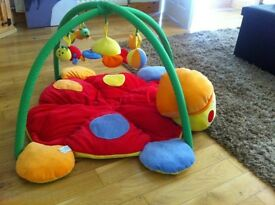 Tippitoes Nikki Bug Activity Playmat and Gym