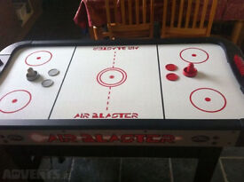 Air Hockey Table 4ftx2ft