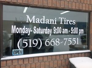 Madani New & Used Tires