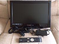 12v/230v Vision Plus TV/DVD