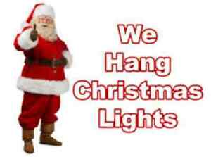 * Christmas Light Installation * Strathcona County Edmonton Area image 1