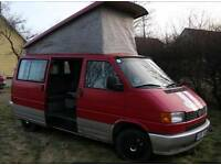 Vw T4 Multivan camper LHD not transporter