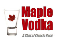 Try a shot of MapleVodka Music at your next event?