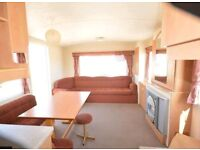 Stunning 3 Bed Starter Caravan - SITE FEES INCLUDED UNTIL 2018 - FREE GAMES CONSOLE or BBQ GRILL