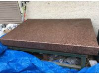 Solid Granite Slab