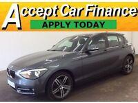 BMW 116 2.0TD 2013MY d Sport FROM £67 PER WEEK