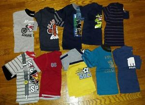 Size 12-18 month long sleeve lot