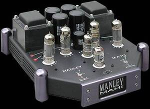 Manley Mahi monoblocks - new pair at a super discount! Prospect Prospect Area Preview