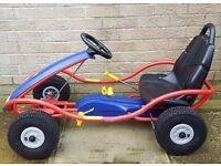 Kettler Daytona Go kart..