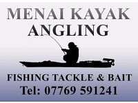 Fishing Tackle and Bait and Kayak store