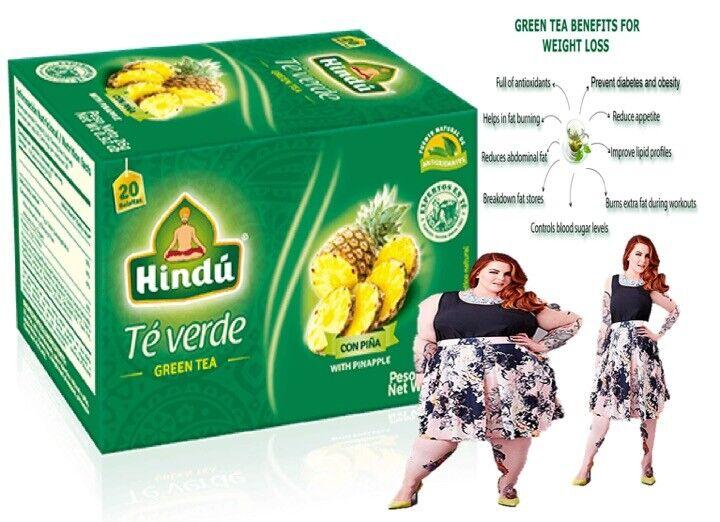 60 Tea Bags Green tea Digestive Fat burner Antioxidant Te Verde Lose Weight 6