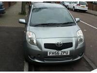 Toyota yaris 1.4 diesel automatic £30 tax
