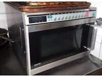 Used Sanyo Emc1901 1900w Commercial Microwave