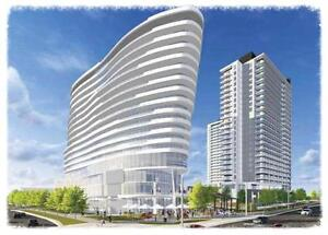 NEW CONDOS FOR SALE IN MISSISSAUGA SQ1 FREE LEASING + CASHBACK
