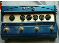 Line 6 MM4 Modulation Modeler Pedal