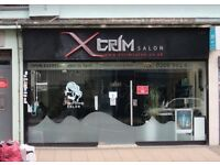 Hair and beauty salon/barber shop for sale