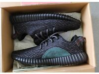 Adidas Yeezy 350 Boost Pirate black by Kanye West with Originals