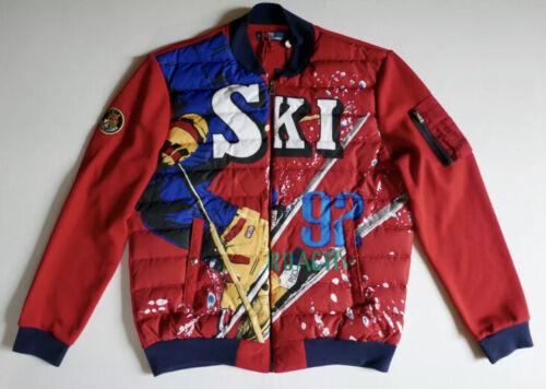 jacket ski 92 1992 skier skiing active