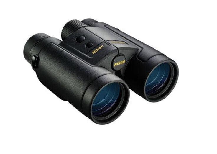 NIKON LaserForce 10x42mm Rangefinder Binocular (Black 16212)