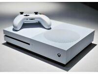 Xbox One S + 1 pad