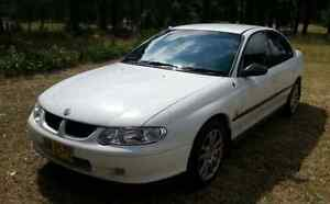 2001 Holden Commodore Sedan South Nowra Nowra-Bomaderry Preview