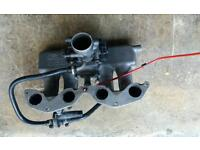 Escort RS Turbo inlet manifold. excellent condition