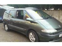 Renault espace 7 seater 2.2dci