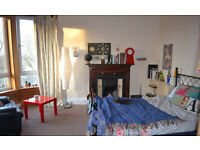 Lrge dble bed in 3 bed flat on Ferry Road. Short term rent until 27th July.