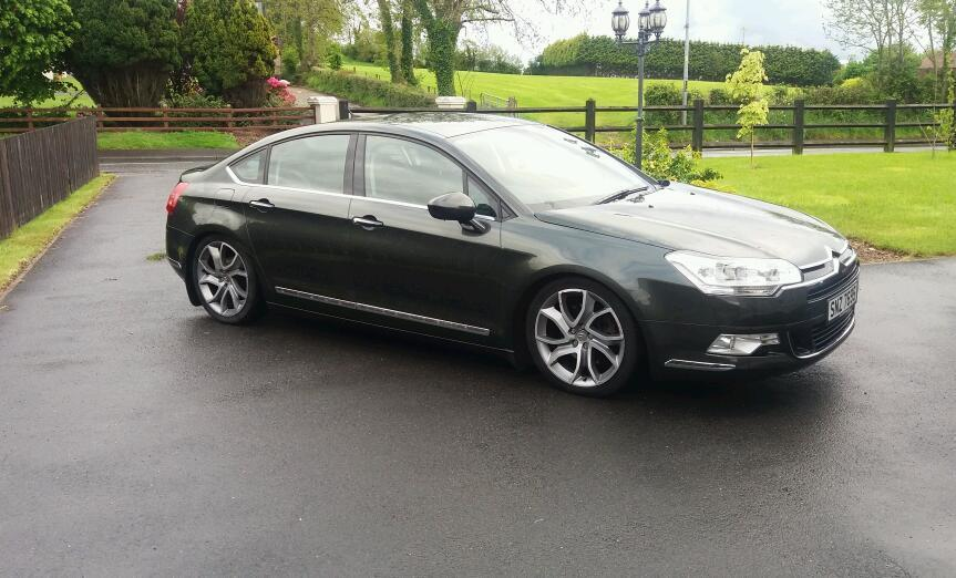 citroen c5 exclusive 2 2 hdi fully loaded high spec 2009 in cookstown county tyrone gumtree. Black Bedroom Furniture Sets. Home Design Ideas
