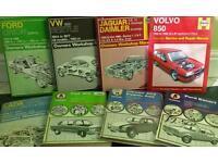Classic Car Manuals