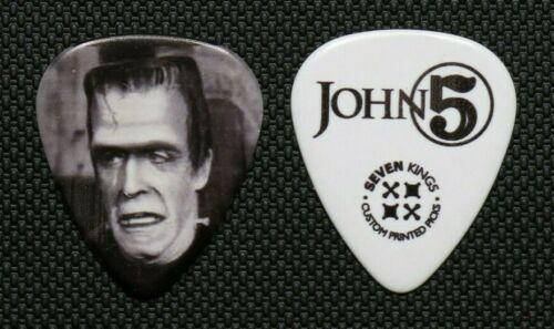 JOHN 5 / Rob Zombie 2015 Tour Guitar Pick