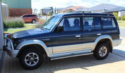 1994 Mitsubishi Pajero 7 Seater Unregistered Perth Region Preview