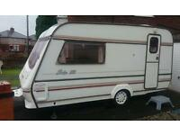 Compass rallye 400 gte 2 Berth Caravan