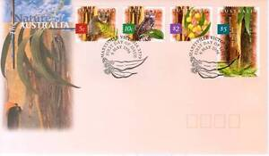 Nature 1996 Aust Post stamp issue FDC Issued 9 May 1996 West Perth Perth City Area Preview