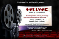 Get Reel! presented by Pandora's Vox & Espiritu Vocal Ensembles