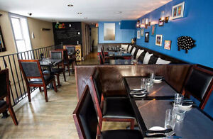 Turn Key Restaurant Space and Apartment available JULY