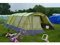Vango illusion 800 xl airbeam tent