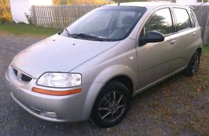 Pontiac Wave 2005 / Automatique/ Touy équipé!