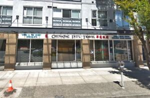 Excellent Vancouver Office/Retail Space for SALE!