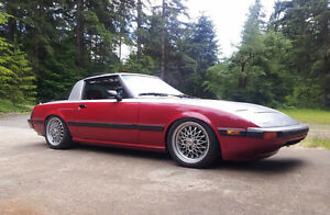 RX-7 FB Parts - Looking for good pair of seats, OEM wheels etc