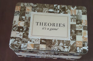 THEORIES BOARD GAME
