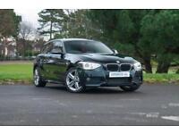 2013 BMW 1 SERIES 1.6 118I M SPORT 5D (ONE FORMER KEEPER | 168 BHP)
