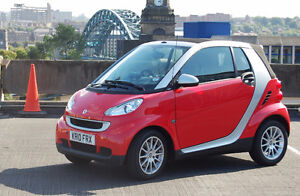 Wanted: Smart Fortwo Coupe (2 door)